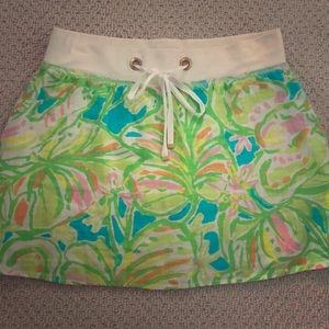 Lilly Pulitzer Beach Skirt